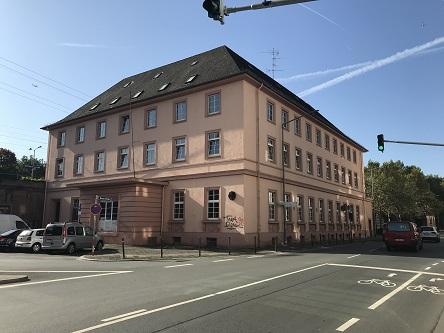 """DWG Objekt Offenbach """"Alte Post"""" 02"""