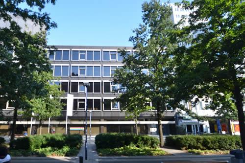 DWG Objekt Offenbach - Kaiserstraße Ansicht 1