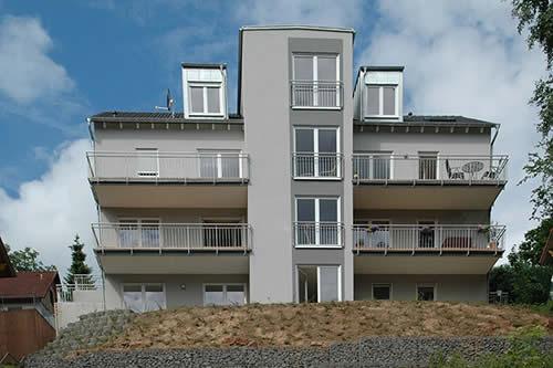 DWG Objekt Mehrfamilienhaus Mömlingen 7