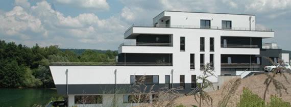 Firmensitz der DWG in Großwallstadt