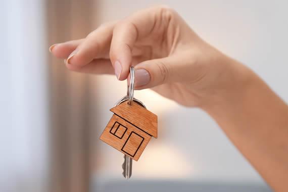 Günstig Wohnraum bei der DWG mieten und kaufen